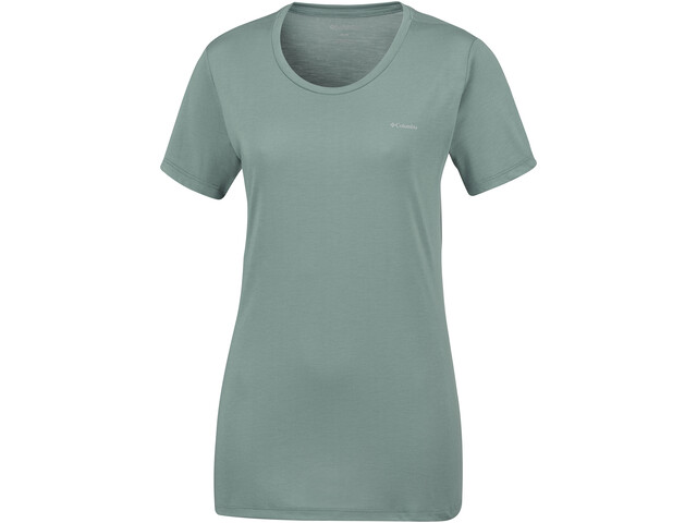 Columbia Lava Lake T-shirt manches courtes Femme, pond
